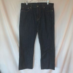 Lucky Brand Vintage straight mens jeans 33